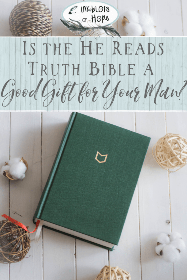 He Reads Truth Bible #HeReadsTruthBible #CSB #MensBible #GiftIdea #ChristianBookReview #StudyBible #Bible #StudyTheWord