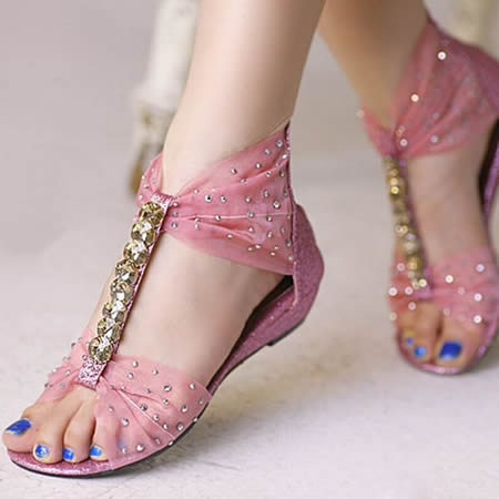 Best Bridal Shoes Collection 2012