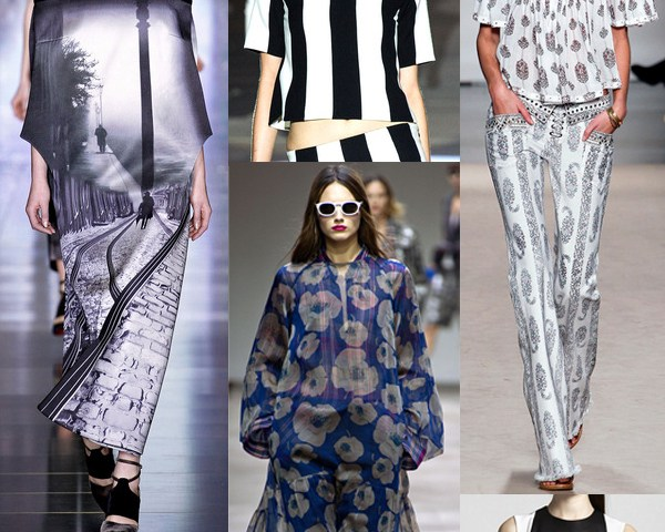 Top Spring Summer Fashion Trends for 2014