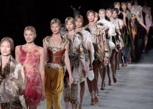 A Look At New York Fashion Week