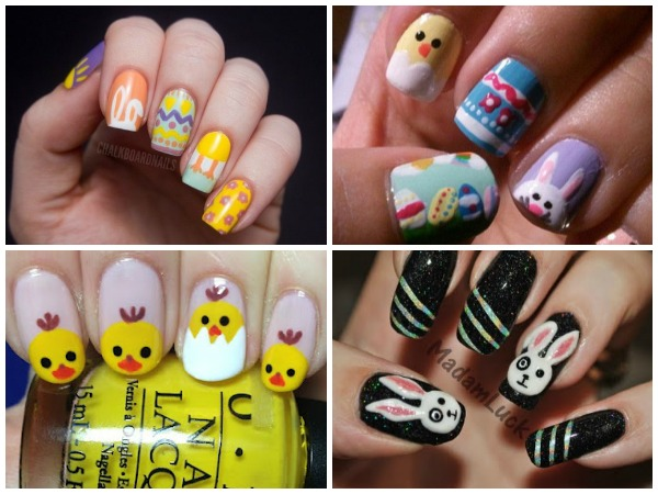 Cool Easter Nail Art Ideas
