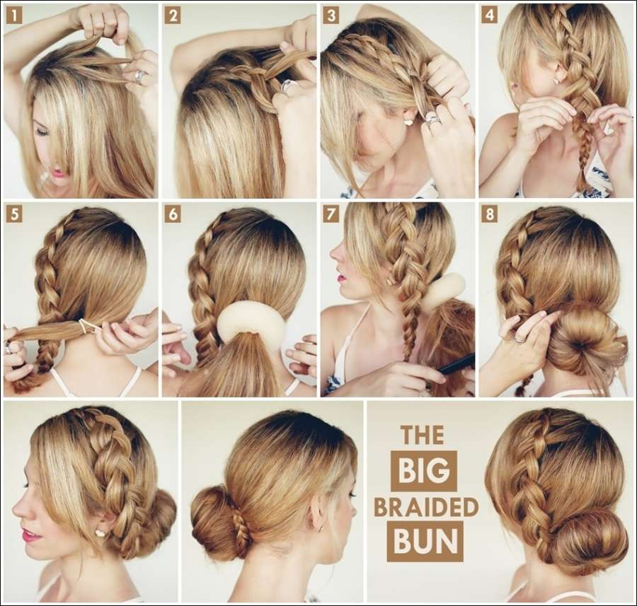 Cute Easy Hairstyles 3 - Inkcloth
