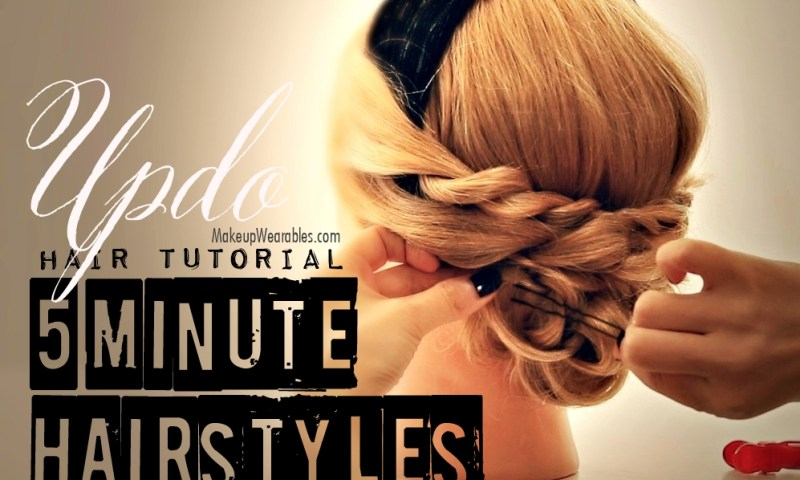 Cute Quick Hairstyles