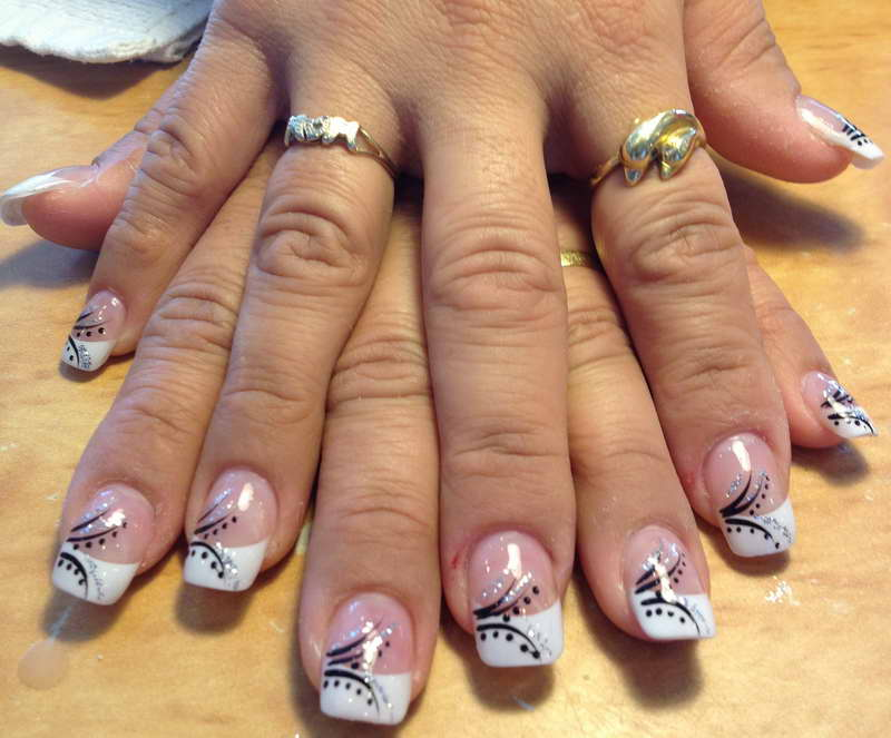 Cute Nail Designs For Tips 13 Inkcloth