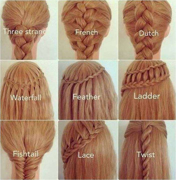 Do It Yourself Hairstyles 8 - Inkcloth