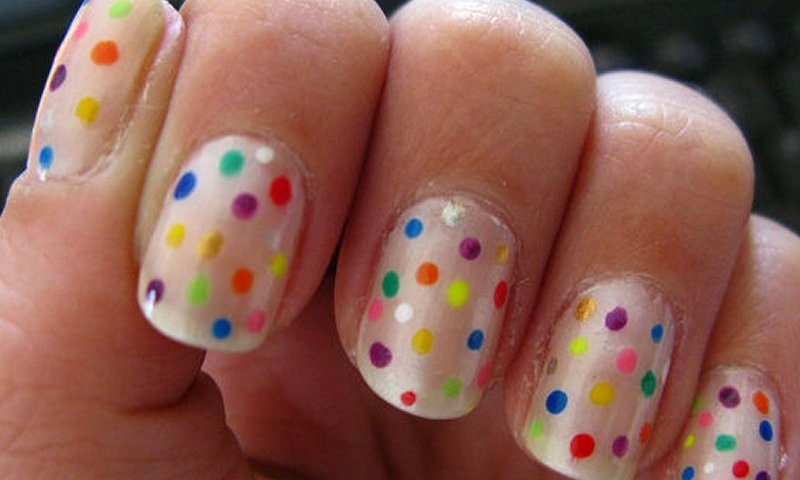 Easy Fingernail Polish Ideas