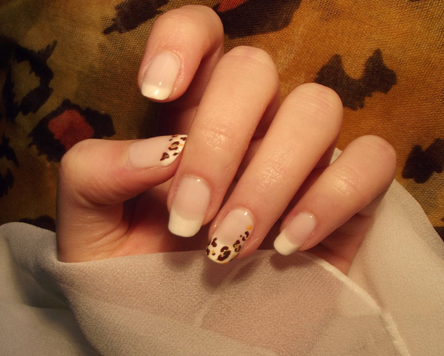French Manicure Nail Art Ideas 4 Inkcloth