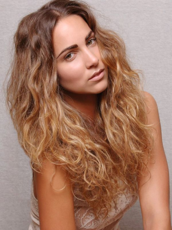 Hairstyles For Curly Frizzy Hair 4 - Inkcloth