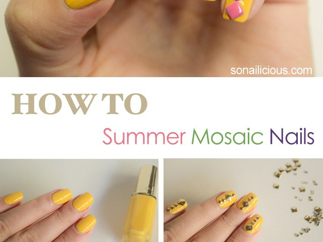 Summer Nails Art
