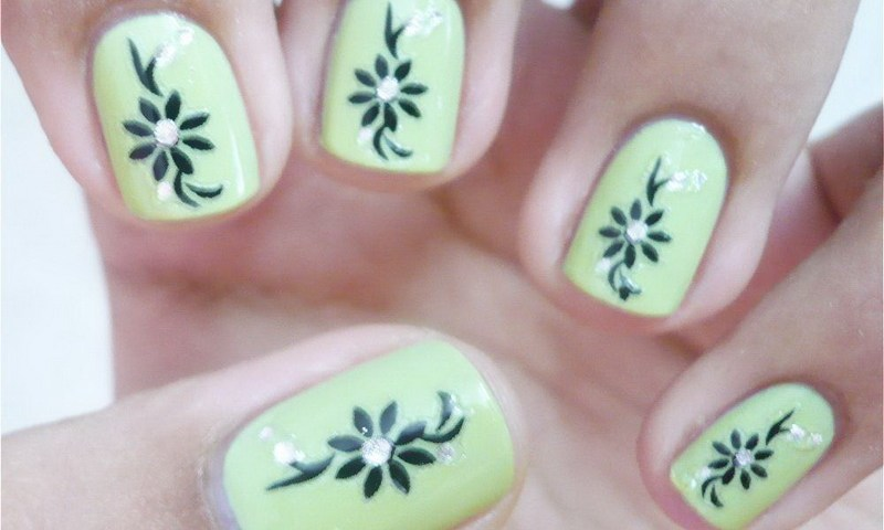 Easy Fingernail Design Ideas