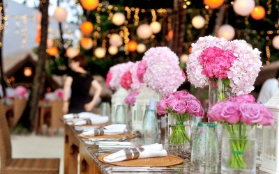 What makes a great wedding reception?