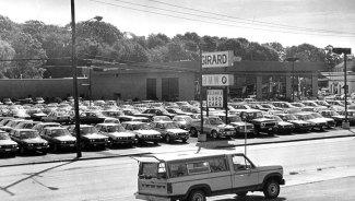 Girard Toyota circa 1977