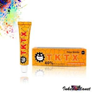 TKTX Numb Orange