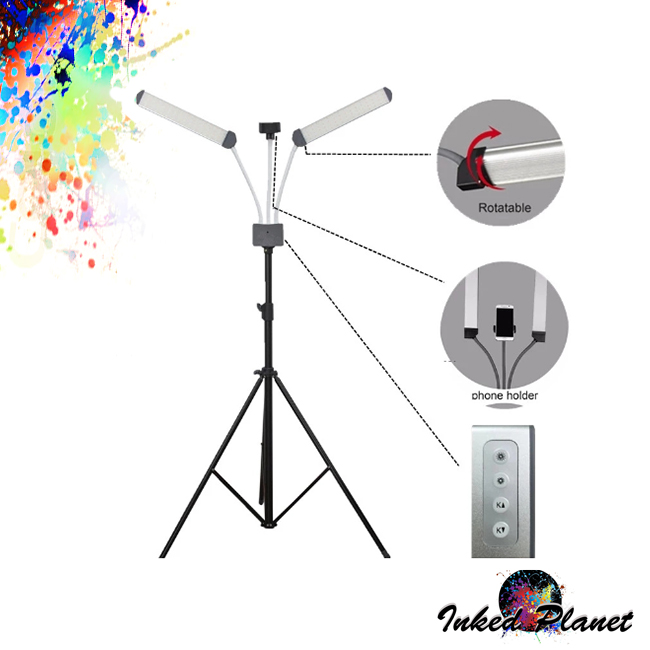 Multimedia Led Lampa