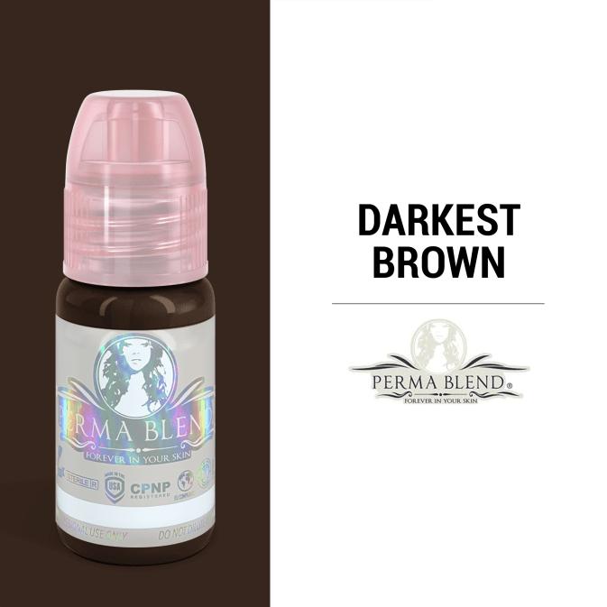 Darkest Brown