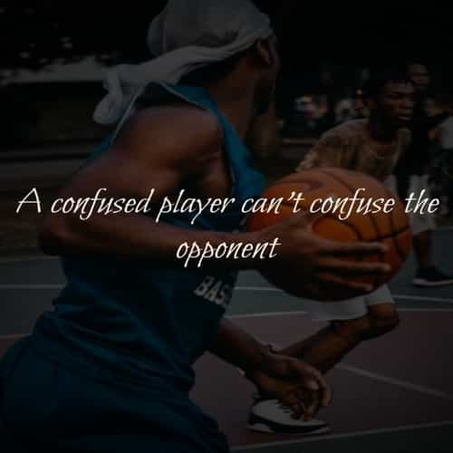 short basketball caption