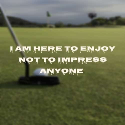 golf quote for women