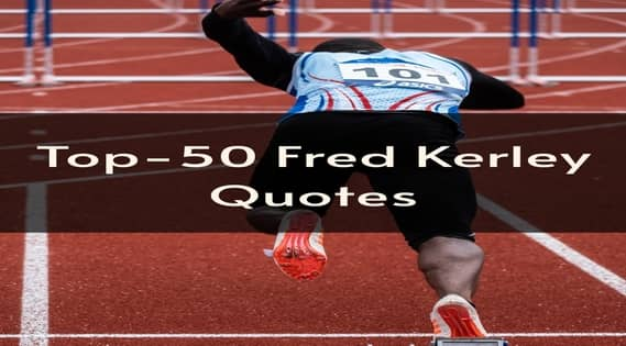 Fred Kerley Quotes