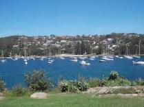 Coastal walk views