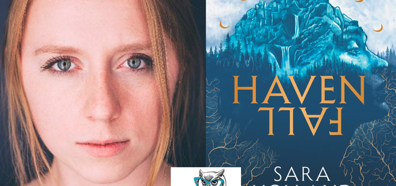 Podcast episode 40: Sara Holland on writing contemporary fantasy, plotting, and surviving the quarantine!