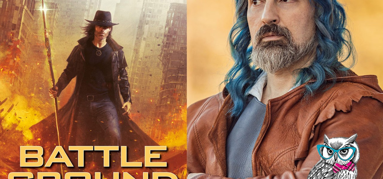 Podcast episode 47- Jim Butcher talks Dresden Files, Harry, and What's Next
