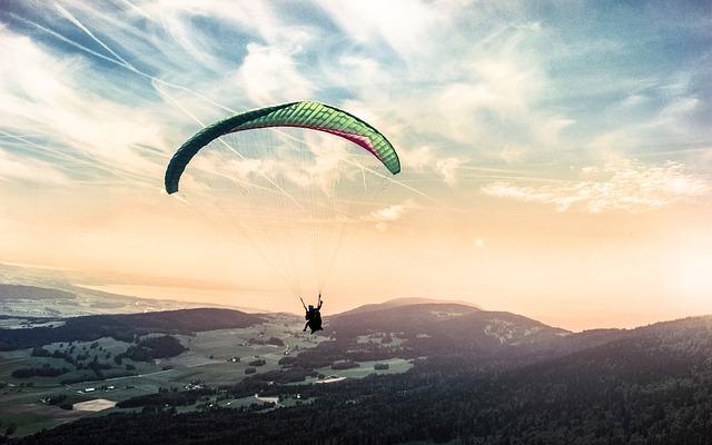 paragliding interlaken travel