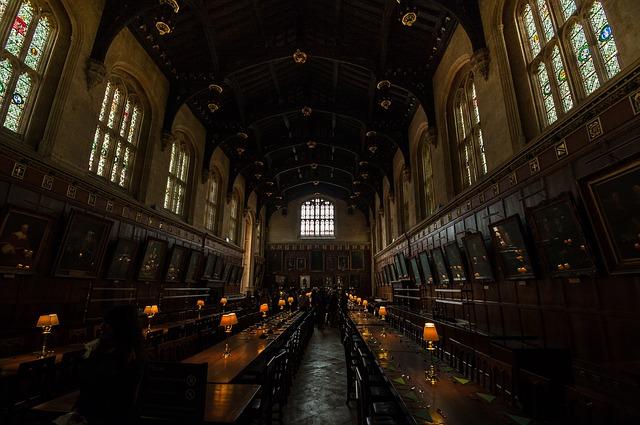 harry potter tour oxford
