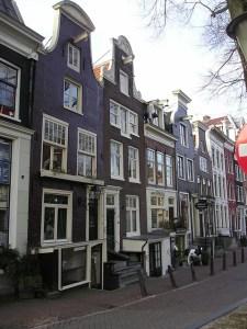 Amsterdam solo female travel