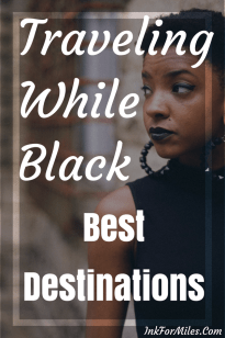 est places for black people to travel to