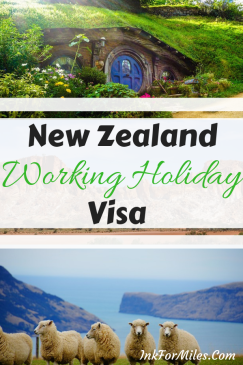 new zealand working holiday visa blog