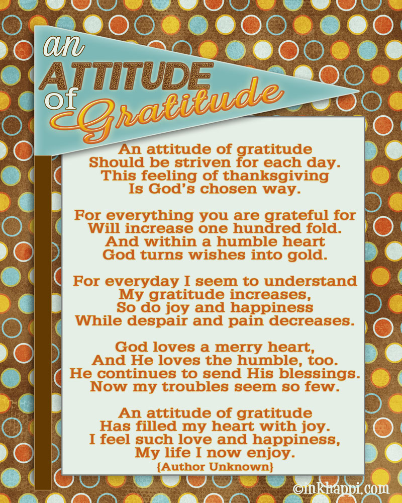 Feeling Blessed And Thankful Quotes