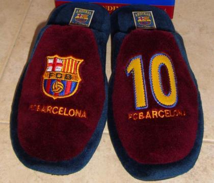 Zapatillas Barça