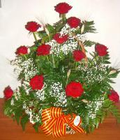 Ramo rosas Sant Jordi 2007