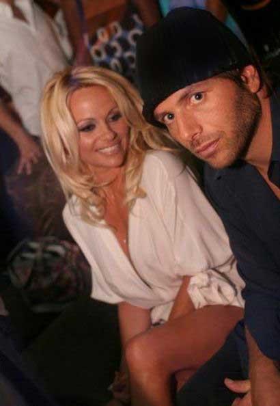 Pamela Anderson se ha casado