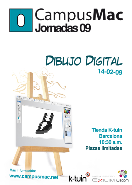 Jornada de Dibujo Digital