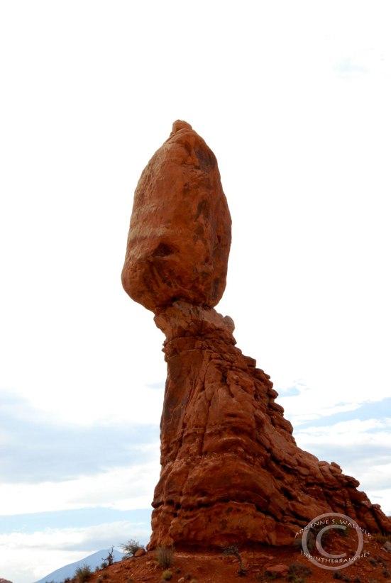 Balanced Rock, Arches