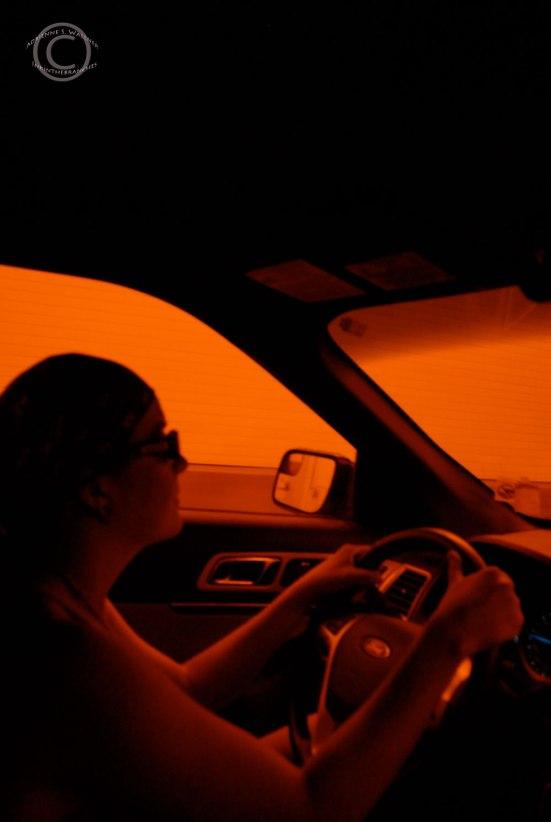 Me in a Colorado Tunnel