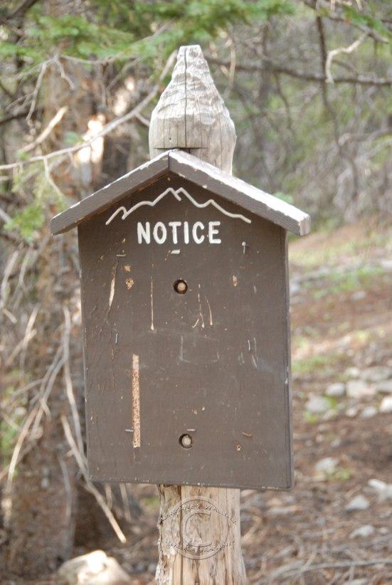 Notice?