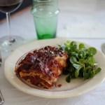Lasagnes Coralie Stoll recette