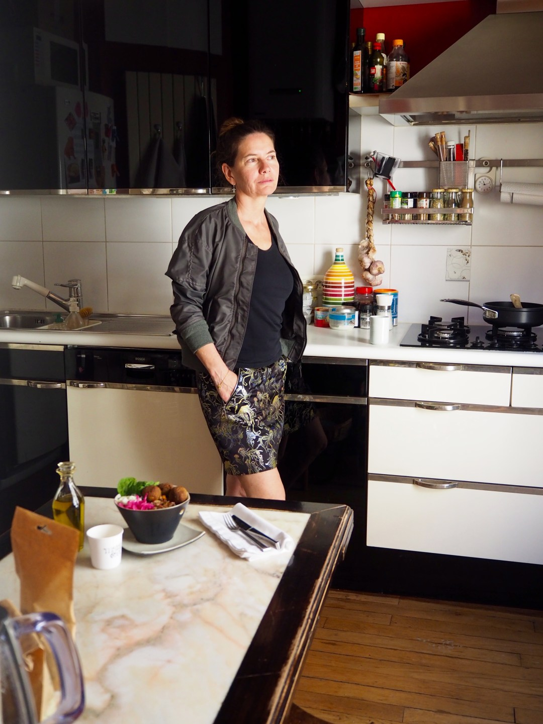 In Kitchen With Isabella Capece