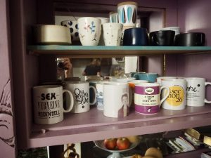 Collections mugs Lisa