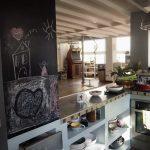 Yael Haim kitchen