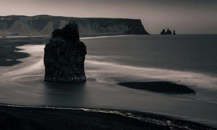 Iceland Piezography