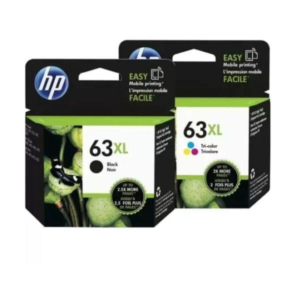 HP 63xl Combo
