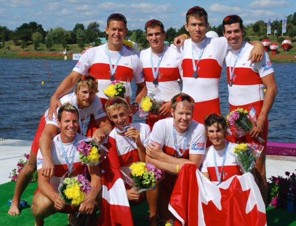 Photo courtesy of Jackie Skender, Rowing Canada