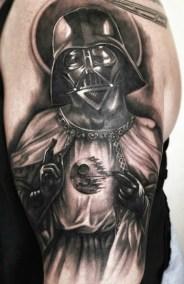 Tattoo by JP Alfonso. [Photo: Instagram/jp_alfonso]
