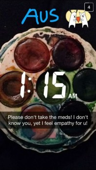 Snap Thoughts INKLINE Artidote