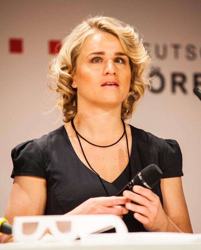 Verena Bentele. Foto: DBSV/Norbert Kesten