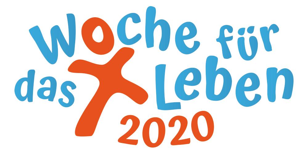 Logo der Woche für das Leben 2020