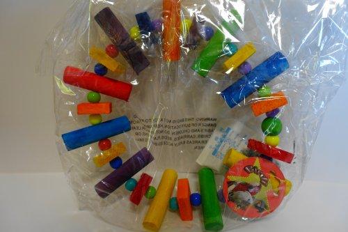 こんぱまる福袋(中型用)の中身・内容物ー鳥用おもちゃブランコ
